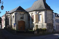 Former church of St. Mary-Magdalene