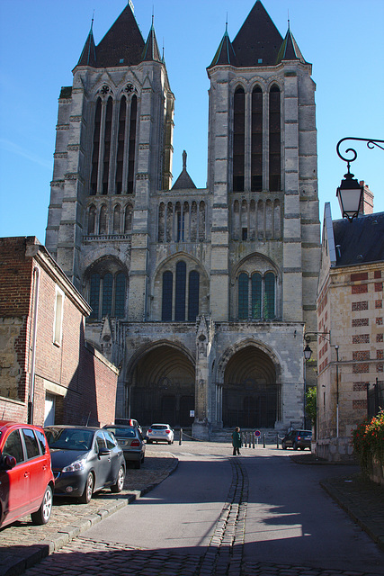 Noyon Notre-Dame cathedral