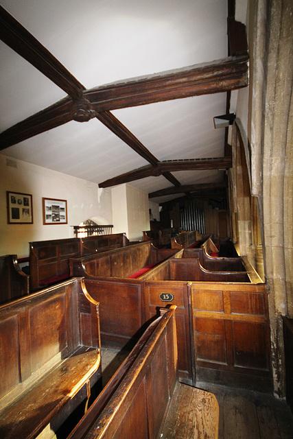 St Dionysius Church, Church Square,  Market Harborough, Leicestershire
