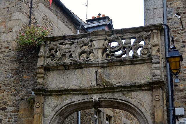 Dinan 2014 – Porche du Pélican