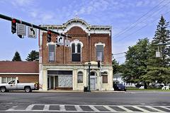 The People's National Bank –  Jefferson Street, Pulaski, New York
