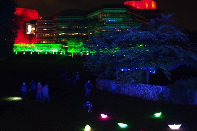 RGB scenery