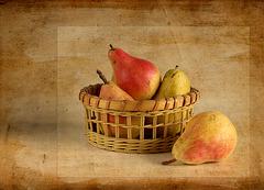 Cesto de fruta