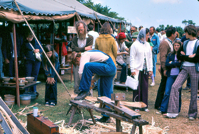 The '70s: When folk festivals roamed the Earth.
