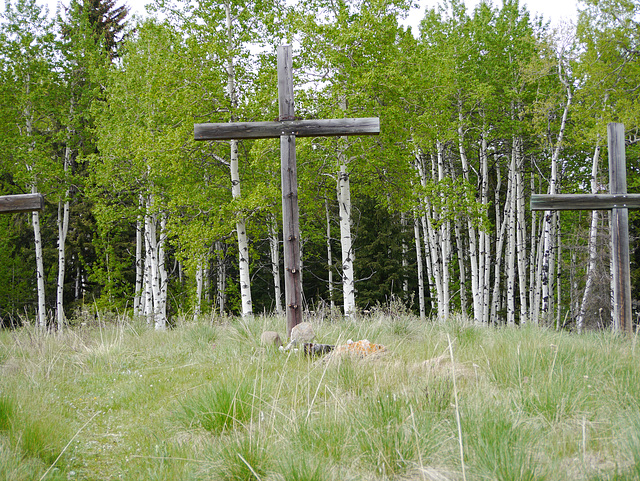 King's Fold Cross
