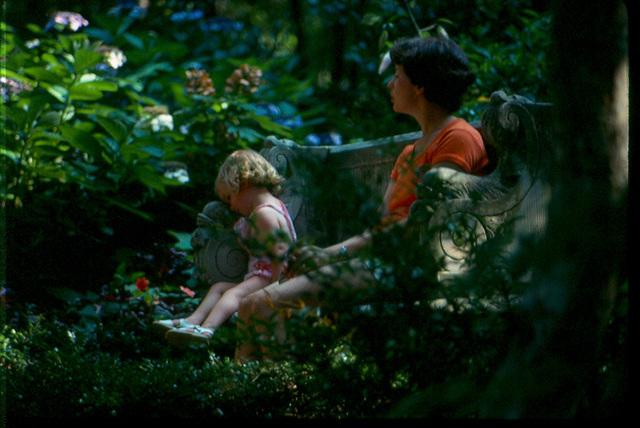 The '70s: A secret garden