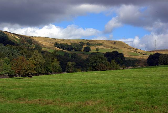 Hollingworth Hall Moor