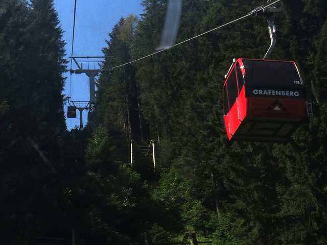 Grafenberg-Kabinenbahn