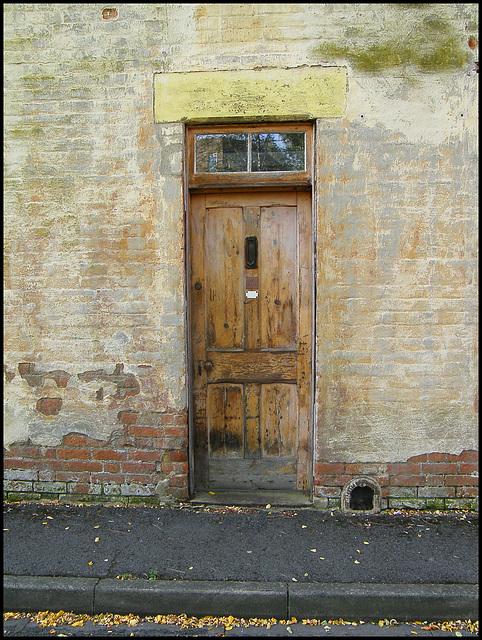 Only door