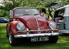 1967 VW Beetle - HOT 673E