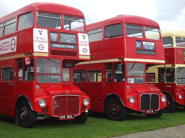 DSCF6033 London Transport RM1000 and RM9
