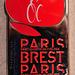 Alan Woods' 2011 Paris-Brest-Paris medal. 87 hours 23 minutes.