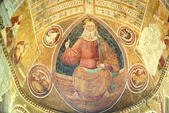 Christ en gloire - Eglise de Chateloy