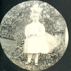 La Petite Fille Fantôme.