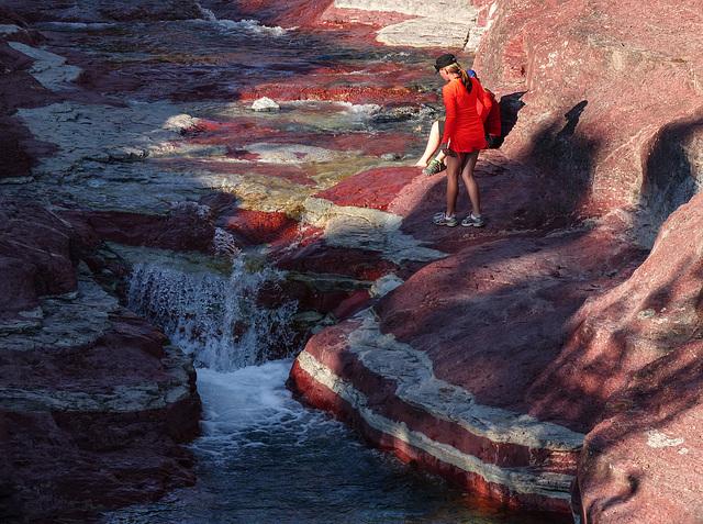Red Rock Canyon, Waterton