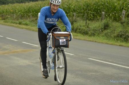 Jan Heine at speed