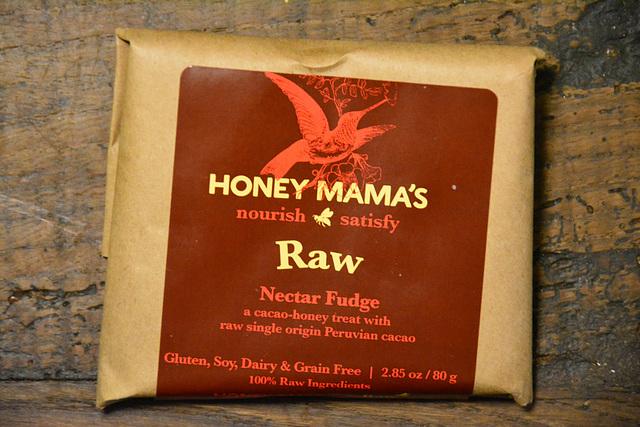 Honey Mama's Raw Nectar Fudge