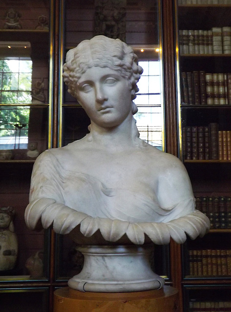Clytie in the British Museum, May 2014