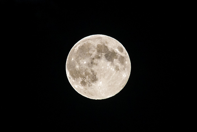 Vollmond - 20140810