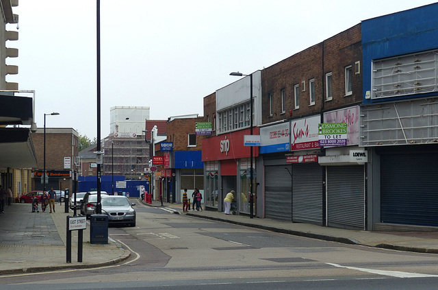 East Street, Southampton - 6 September 2014