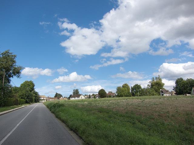 Near Dreux