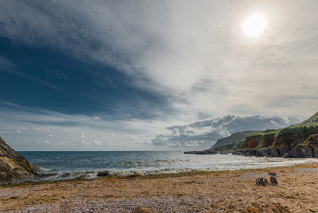 Lannacombe Beach - 20140809