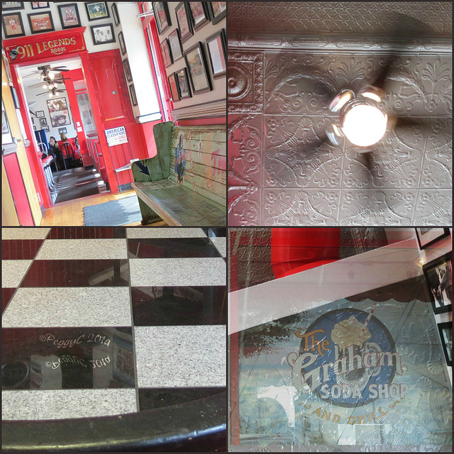 Soda Shop ..