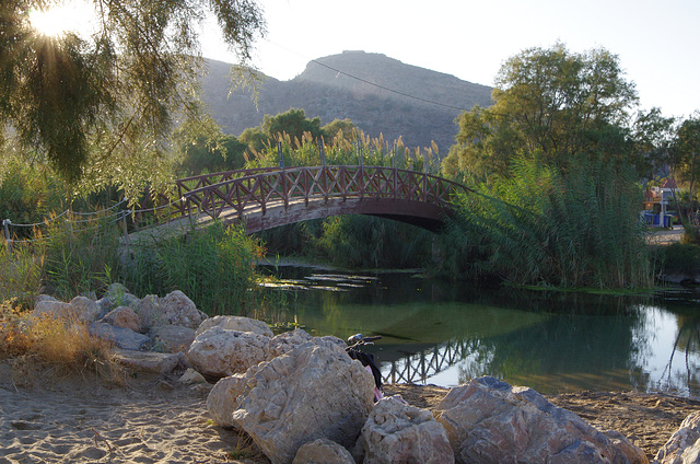 Bridge over the River Kiliaris
