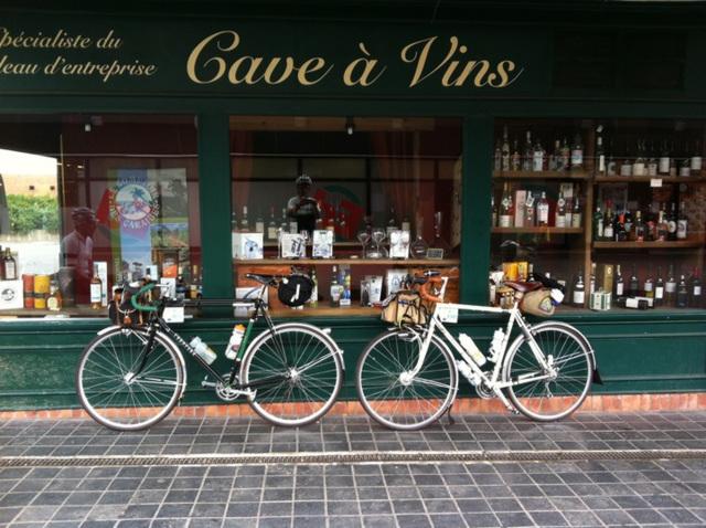 Woods Alsup bikes