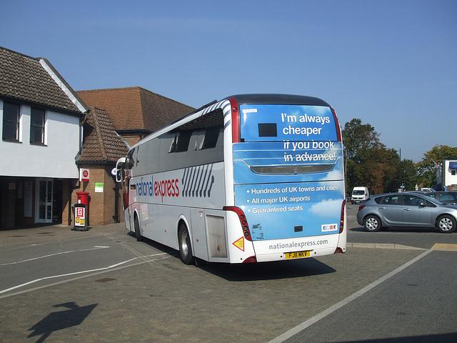 DSCF5803 National Express FJ11 MKV - 8 Sep 2014