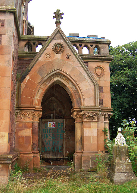 The Elms, Arbroath, Angus, Scotland