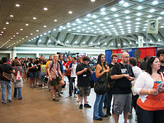 The Line for Scott Snyder