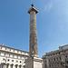 The Column of Marcus Aurelius in Rome, July 2012
