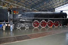 KF 4-8-4 Steam locomotive.