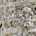 Detail of the Column of Marcus Aurelius in Rome, July 2012