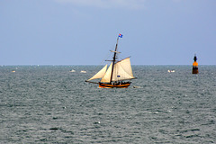 Saint-Malo 2014 – Sailing vessel