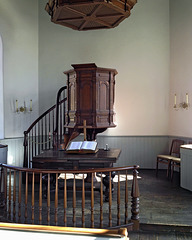 The Lectern – Old Dutch Church of Sleepy Hollow, Tarrytown, New York