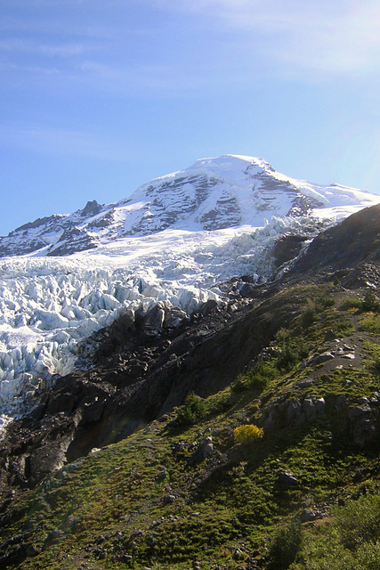 Mount Baker and Coleman Glacier
