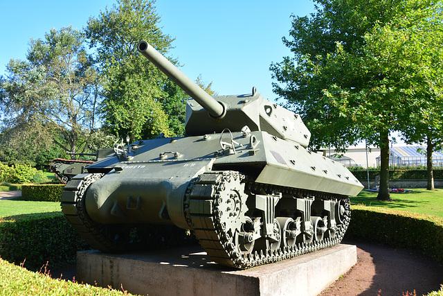 Bayeux 2014 – Sherman tank