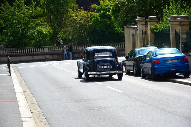 Bayeux 2014 – Citroën Traction Avant