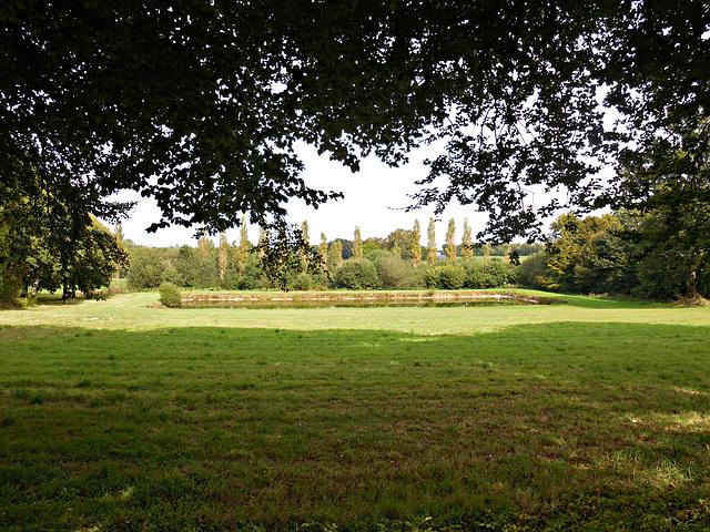 parc du chateau de coscro