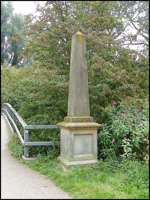 Edgar Wilson's memorial