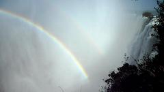Always a Rainbow at Victoria Falls