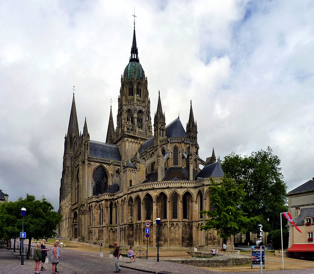 Bayeux - Cathedral