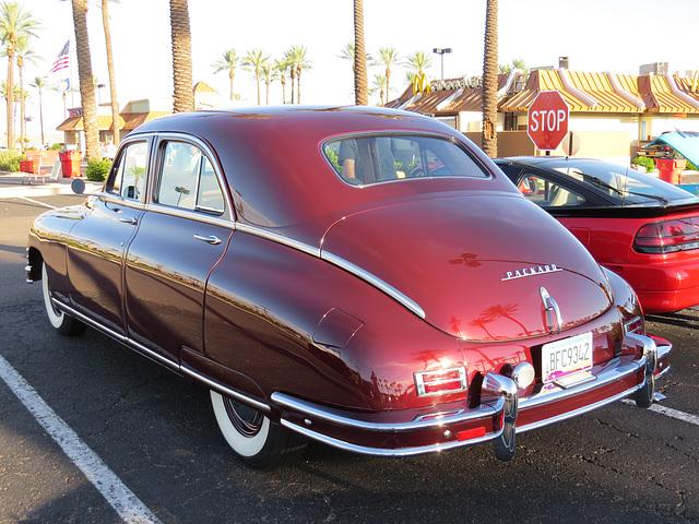 1948 Packard Deluxe Eight