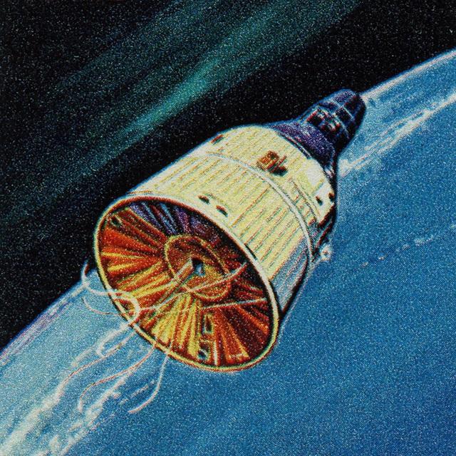 Capsule Around Earth