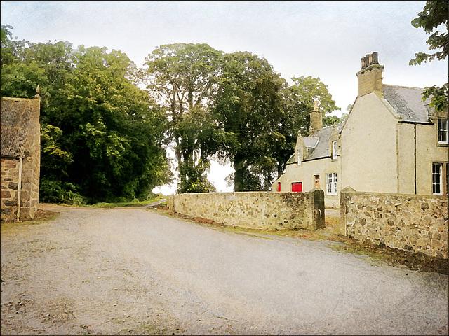 A Scottish Farmhouse