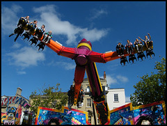Equinox fairground ride