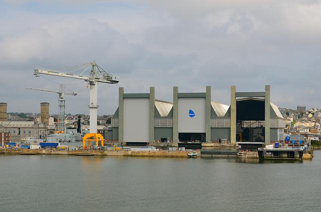 The Frigate Complex, Devonport