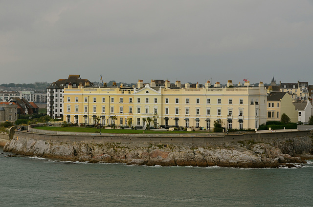 West Hoe, Plymouth